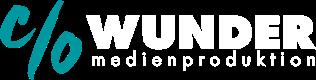 c/o Wunder Medienproduktion Logo